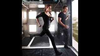 The Korey and Martin Show - 'Divergent' Review