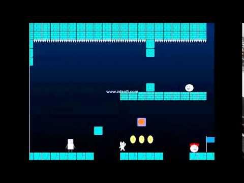 Cat Mario 3 - Debiilne kiisu