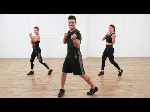30-Minute STRONG by Zumba® Cardio and Full-Body Toning Worko