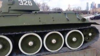 ТАНК Т -34