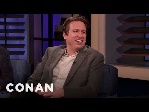 Pete Holmes Had No Idea Malia Obama Was At His Show - CONAN on TBS