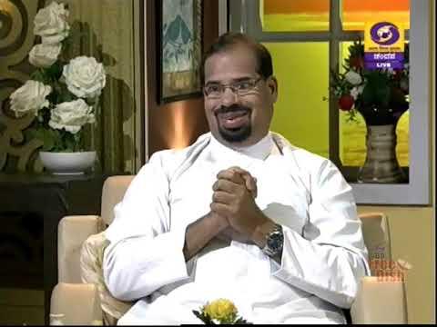 Fr. Faustine Lucas Lobo in Shubhodaya Karnataka | 19-04-19 | DD Chandana