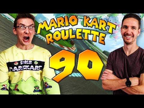 Donkey Pillows | Mario Kart Roulette #90