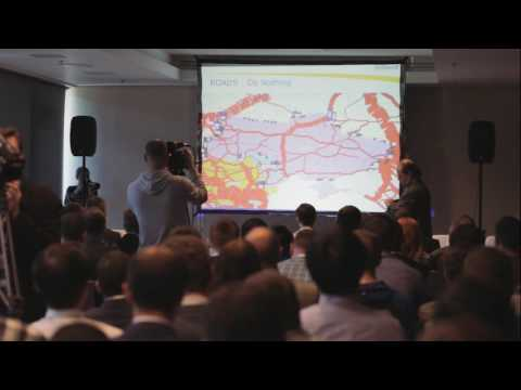 """Презентація """"Ukraine transport strategy alignment within the context of eu integration"""""""