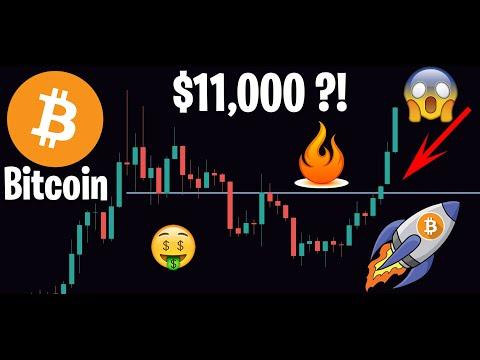 BITCOIN CASSE SA GROSSE RÉSISTANCE ?! DIRECTION $11,000 ?!! - Analyse Crypto Ethereum Altcoin 07/02