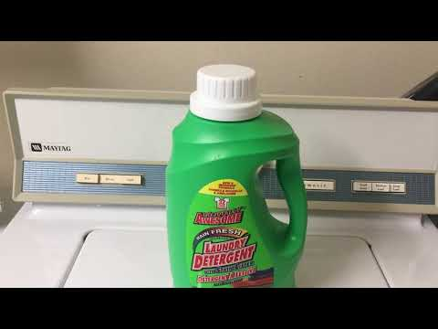 LA's Totally Awesome Laundry Detergent Test