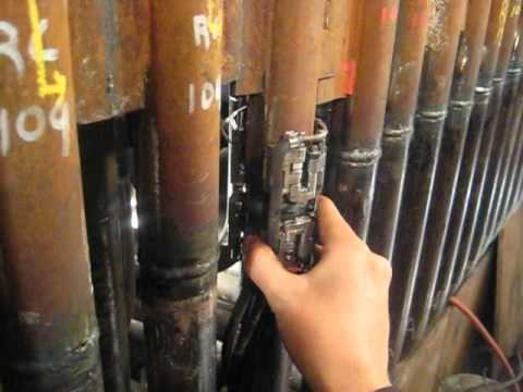 Phased Array Inspection Of Boiler Tubes With A Cobra Unit