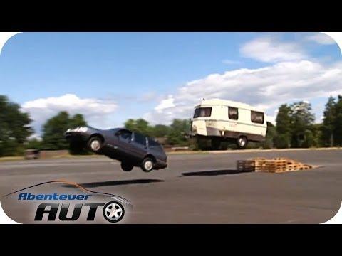 Wohnwagen-Test extrem   Todsünden mit dem Anhänger   Abenteuer Auto Classics