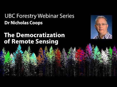 The Democratization Of Remote Sensing