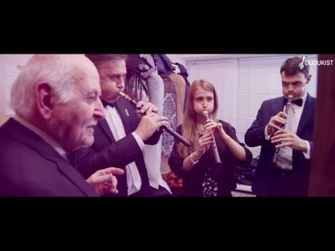 Бекстейдж III Московского Международного Фестиваля Дудука