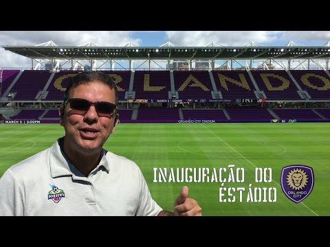 Inauguração do Estádio do Orlando City