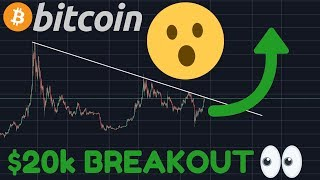 EPIC BlTCOIN BREAKOUT TO $20,000 IMMINENT?!!!   BlTCOIN OUTPERFORMING STOCKS & GOLD!!