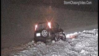 2/13/2013 Saint Cloud, MN Snow Storm