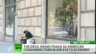 Can credit card exorcisms cure shopaholics in America?