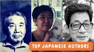 Famous Authors From Japan