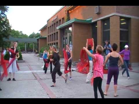 Le Grand Charivari- Parc Lafontaine (dance)