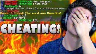 KICKED FOR HACKING?!   DRAWING THINGS (TERRIBLY) with PrestonPlayz & Vikkstar123