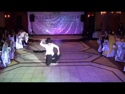 Mina Saleh guest performer in Rakkas...