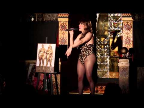 AN EVENING WITH ALLANAH STARR  - SHOW TRAILER