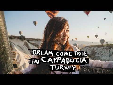 Making my Sister-in-law's Dream Come True in Cappadocia, Turkey
