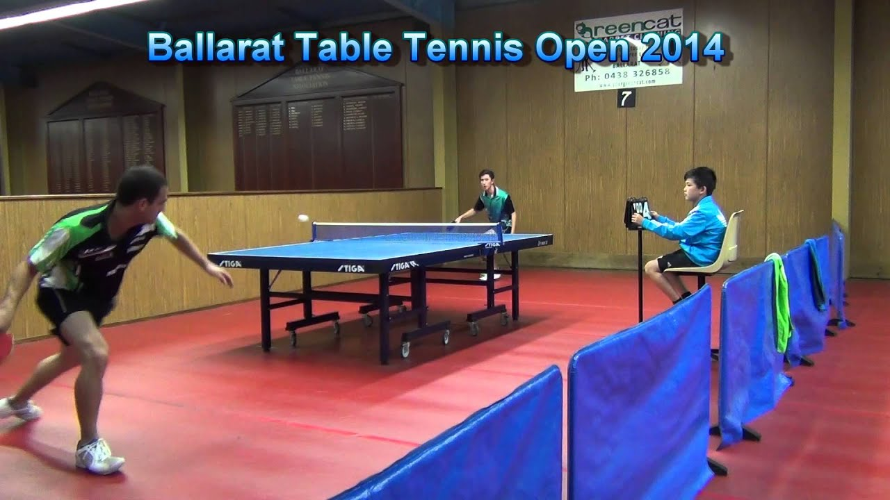 Ballarat table tennis