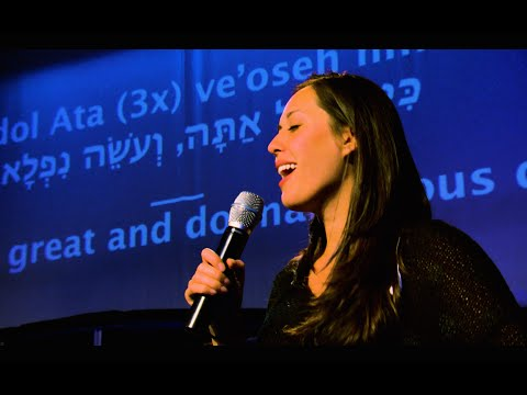 RISE AS ONE - Jerusalem, Israeli LIVE Hebrew Worship music