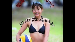 坂口佳穂(19) 浅尾美和を彷彿させる新女神 2015.06.02 07:00 【笑顔が...