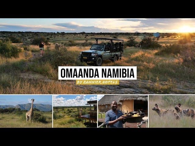 Omaanda Lodge Namibia - Zannier Hotels - Windhoek Luxury Safari