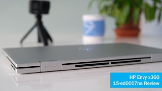 """HP Envy x360 15-ed0007na Review (15.6"""", i7-1065G7 2 in 1 laptop)"""