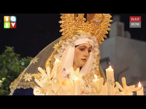 Carrera Oficial de María Santísima de la Trinidad Semana Santa Algeciras 2019 Jueves Santo