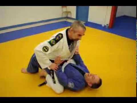 Technique JJB Of The Week Kimura Depuis La Montée