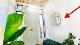 Decorating This Space Was Challenging! - Dream Home Room Reveal