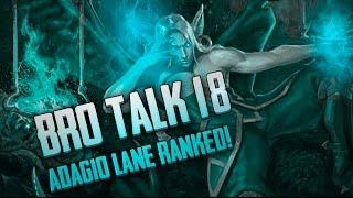 Rumblysuperset - Bro Talk #18: WHATS WRONG BRUH!? [Adagio CP Lane]