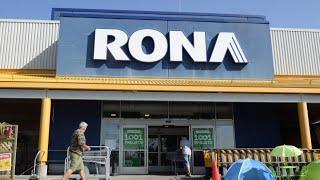 Lowe's - Rona : encore des fermetures