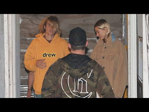 Justin Bieber And Hailey Baldwin Seek Support At Church Amid Marital Trouble
