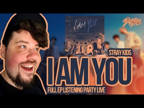 Mikey's Stray Kids 'I AM YOU' Full EP Listening Party LIVE!