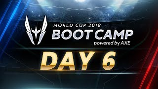 ROV : World Cup 2018 (Group Stage) Day 6