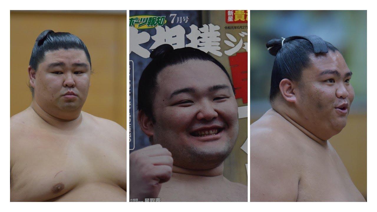 Socially-distanced sumo (2): Mitakeumi, Asanoyama, Shodai land special prizes