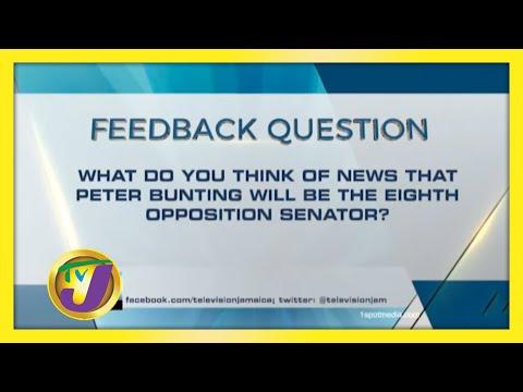 TVJ News: Feedback Question - December 2 2020