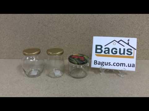 Банки стеклянные для консервации с крышкой твист