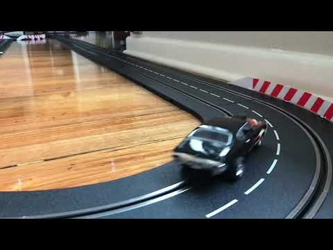 Carrera slot car drift action