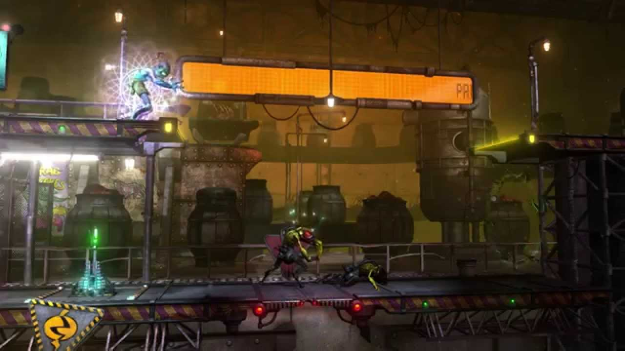 Lets Play Oddworld New N Tasty Part 2 Familar Game Controls