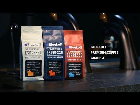 Bluekoff Premium Coffee Grade A