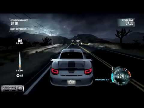 Need for Speed: The Run Gameplay #2 (PC HD)