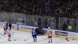 Драки в КХЛ: Виктор Тихонов. СКА- Йокерит