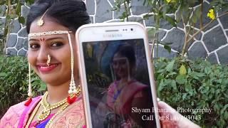 32 लाख+ Views💝सायली आणि महेश ll Marathi Wedding