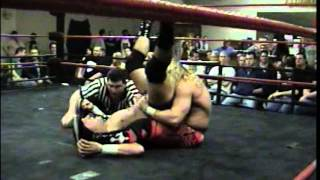 Assault In Arnold: Cameron Cage Vs.  Jerry Lynn