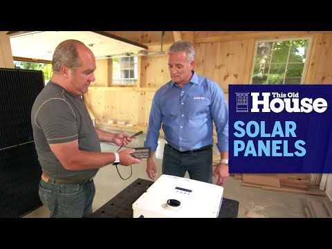 How To Choose Solar Panels | This Old House