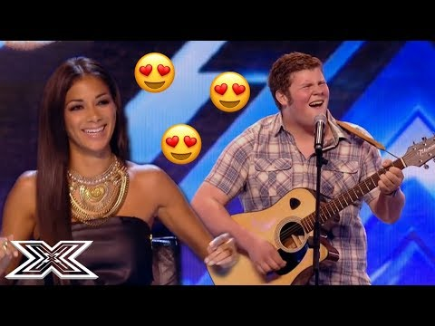STUNNING/UNIQUE Acoustic Auditions   X Factor Global