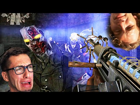 CALL OF DUTY: ZOMBIES ON IPHONE / IPAD CHALLENGE!
